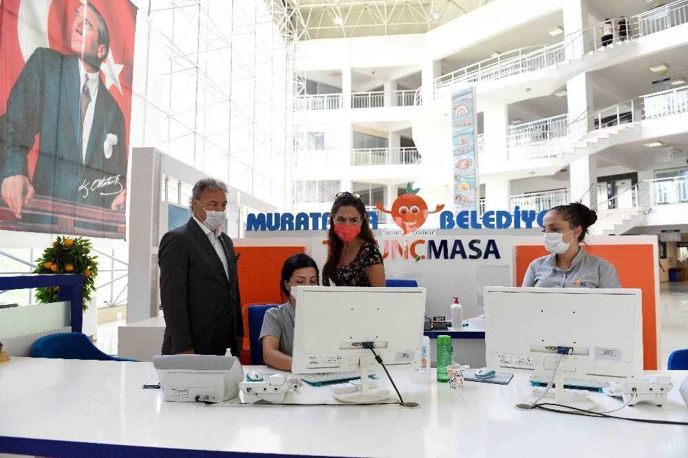 Muratpaşa'nın projeleri örnek oluyor