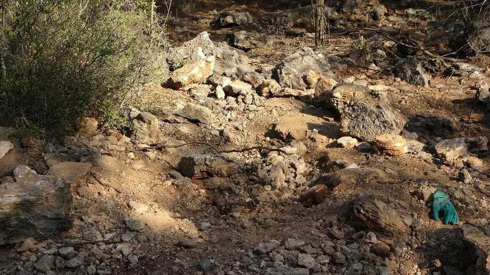 13 gündür kayıp kadının cesedi, toprağa gömülü halde bulundu
