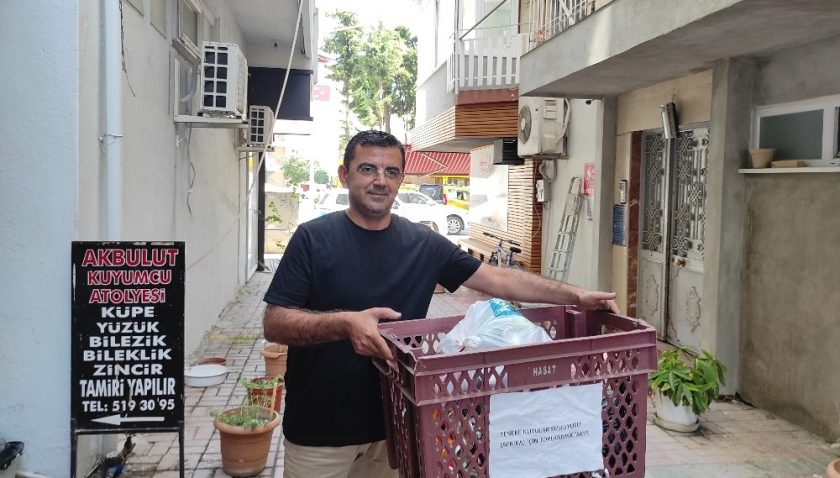 Afrika'daki susuzluğa Antalya'dan 'Teneke kutu'lu destek