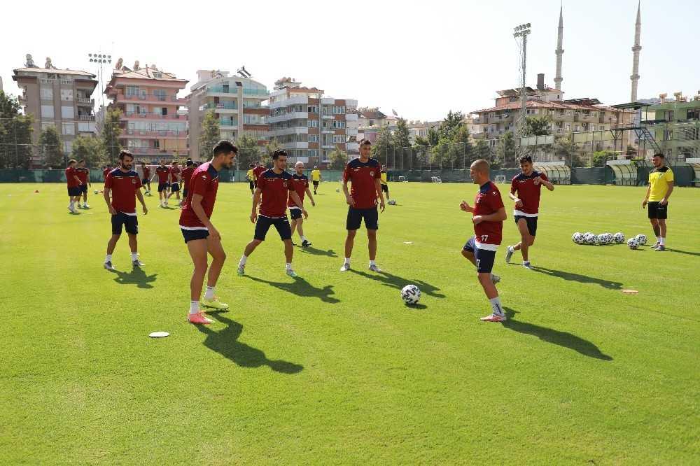 Alanyaspor sezonun ilk maçına hazır