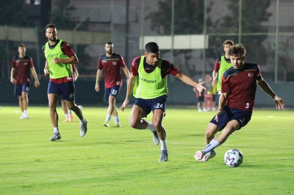 Alanyaspor'da UEFA Avrupa Ligi hazırlıkları başlıyor