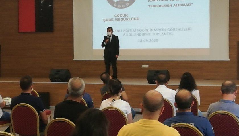 Antalya'da 316 okulda, 432 okul kolluk görevlisi ve güvenli eğitim koordinasyon görevlisi yer alacak