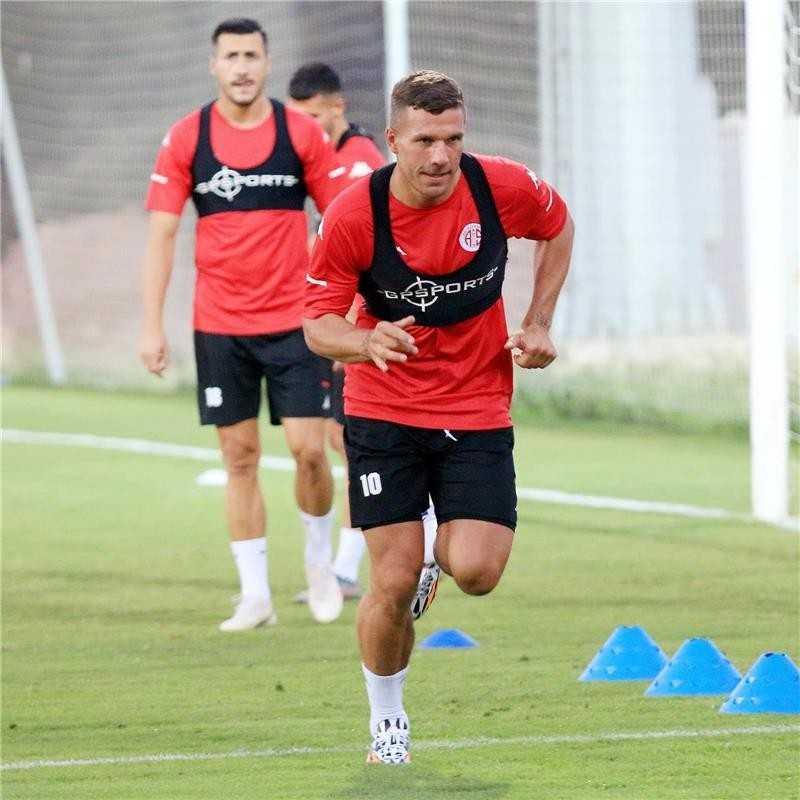 Antalyaspor'da Gençlerbirliği karşısında 3 eksik