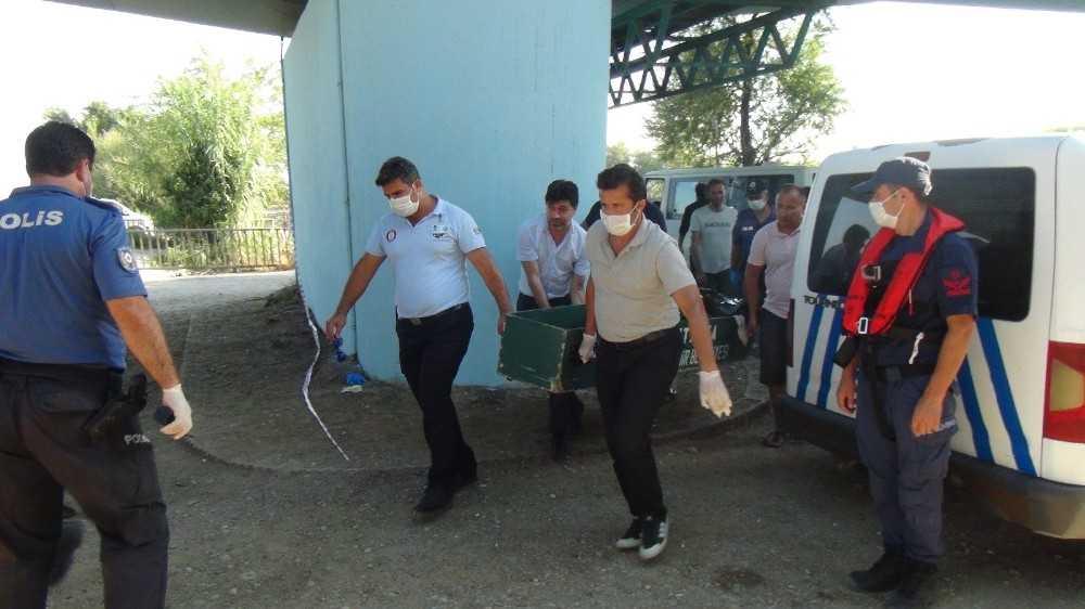 Kayıp olarak aranan yaşlı adam Manavgat ırmağında ölü bulundu