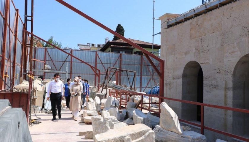 Kesik Minare, 125 yıl sonra ibadete açılıyor