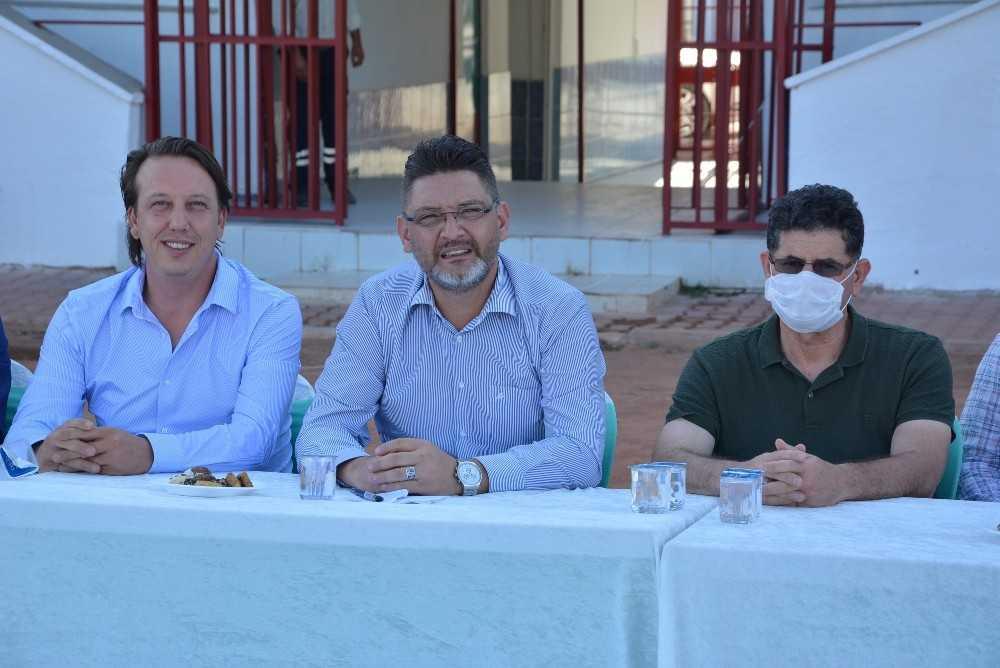 Korkuteli Belediyespor Kulübünün yeni başkanı Fahrettin Karateke Oldu