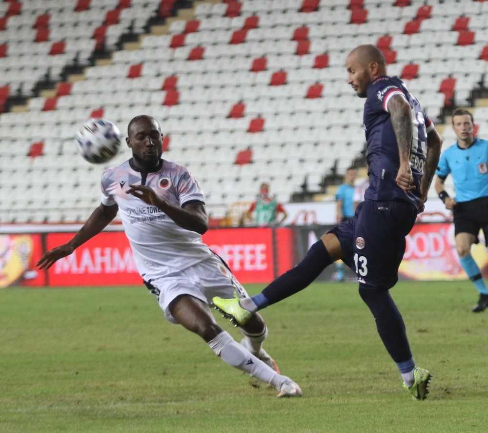 Süper Lig: Fraport TAV Antalyaspor: 2 – Gençlerbirliği: 0 (Maç sonucu)