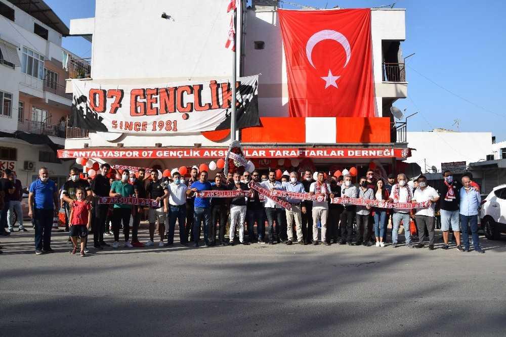 07 Gençlik Aksu şubesi açıldı