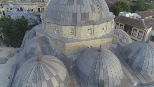 4 asırlık Tekeli Mehmet Paşa Camisi ziynet ve süsleriyle Ocak ayında ibadete açılacak