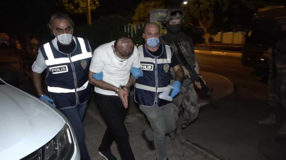 4 yıl önce 2 kişiyi öldüren zanlı Antalya'da yakalandı