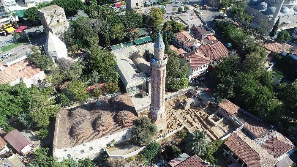 790 yıllık Yivli Minare ve bölgesi, Arkeopark alanı olacak