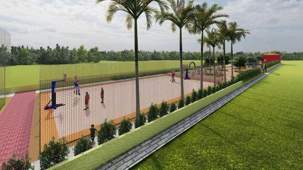 Alanya Belediyesi'nden Okurcalar'a yeni park