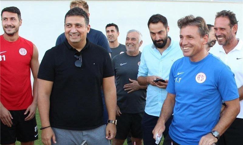 """Ali Şafak Öztürk: """"Gençleştirme ve Türk oyuncu sayısı konusunda önemli aşama kaydettik"""""""
