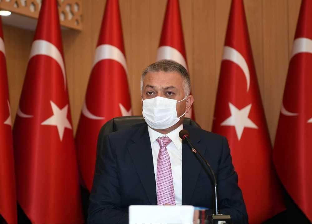 """Antalya'da bu yıl 534 projenin toplam tutarı 17 milyar TL"""""""
