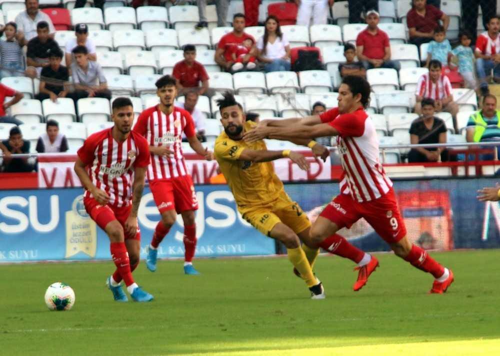 Antalyaspor ile Yeni Malatyaspor 7. randevuda