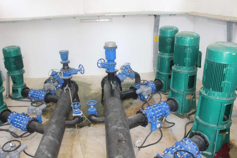 Büyükşehirin Belenobası sulama tesisi üreticinin yüzünü güldürdü