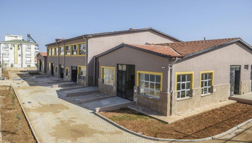 Kepez Belediyesi'nden Fevzi Çakmak Mahallesi'ne eğitim yatırımları