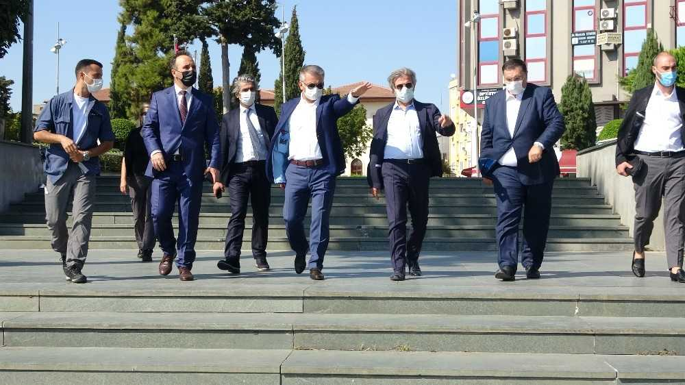 """Kültür ve Turizm Bakan Yardımcısı Demircan: """"Antalya'da yürütülen bir çok iş var"""""""