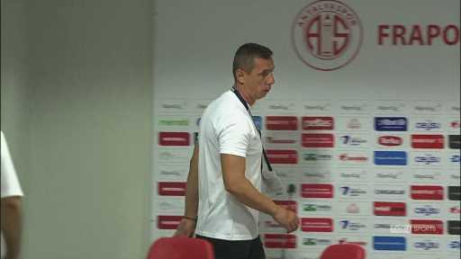 """Margarit: """"Eksik kalmamıza rağmen golü bulduk"""""""