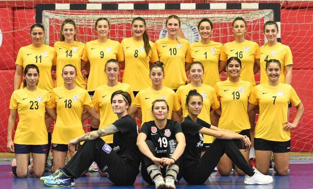 Muratpaşa Belediyespor hentbol takımı, İzmir'i ağırlayacak