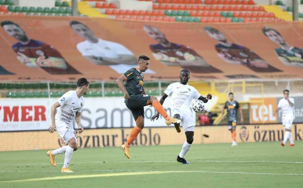 Süper Lig: Aytemiz Alanyaspor: 6 – A. Hatayspor: 0 (Maç sonucu)