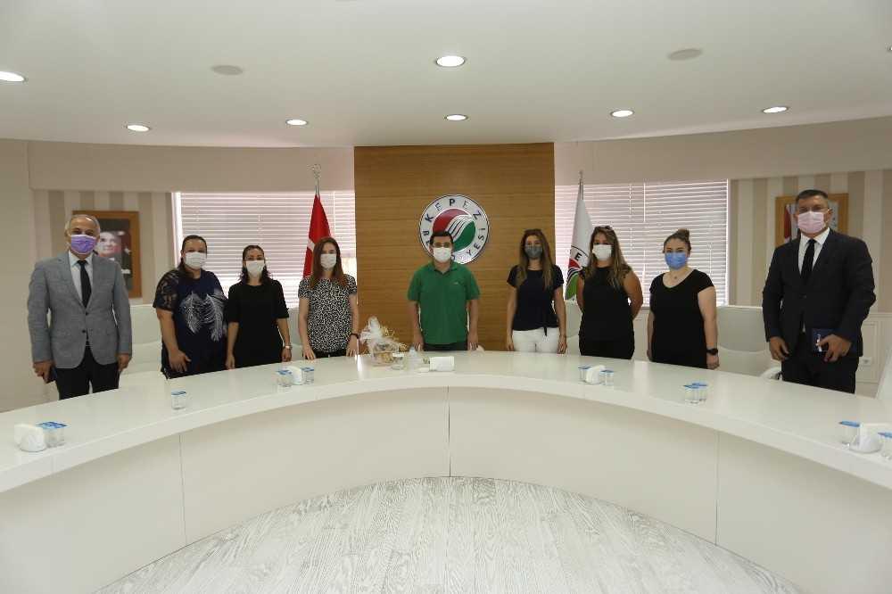Tütüncü'den kadın kooperatiflerine destek sözü