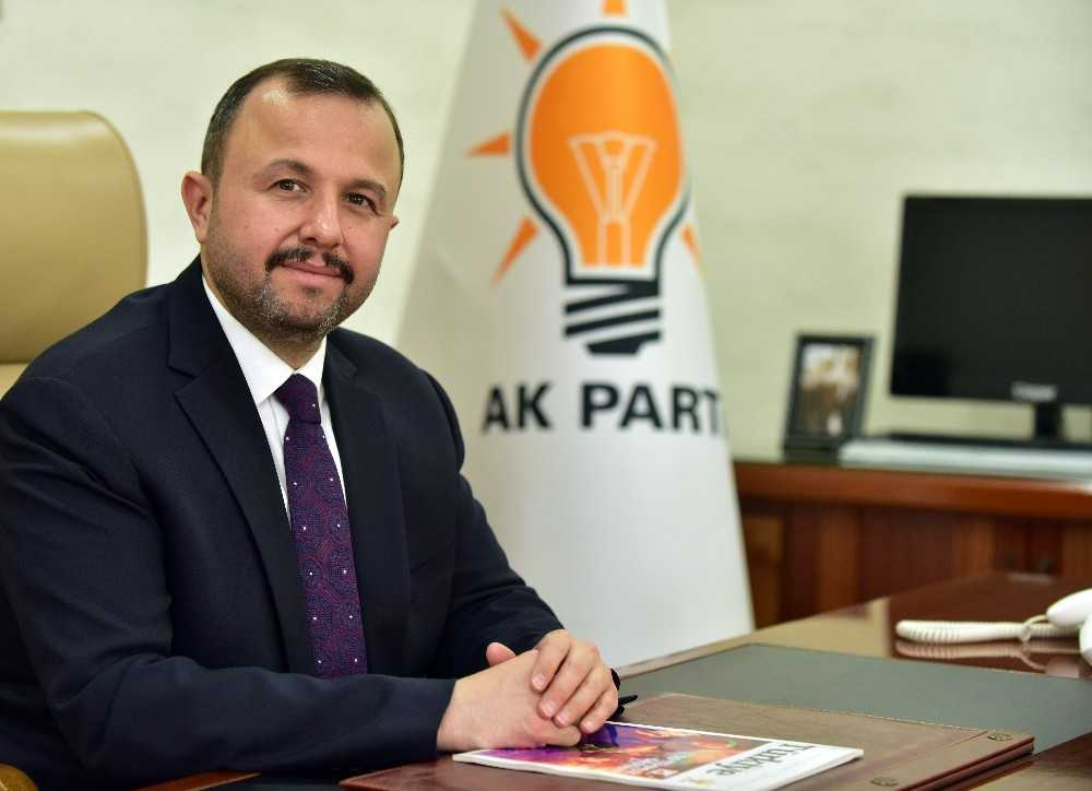 """AK Parti Antalya İl Başkanı Taş: """" Vekillik tartışmalarının takipçisiyiz"""""""