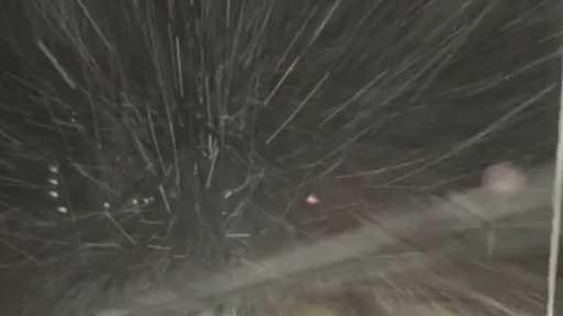 Alacabel'e mevsimin ilk karı yağdı