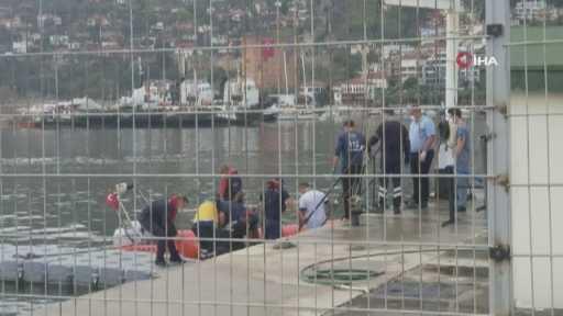 Alanya'da tur teknesi alabora oldu: 1 ölü