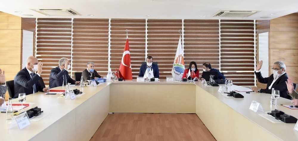 Antalya OSB Teknopark ilk genel kurulunu yaptı