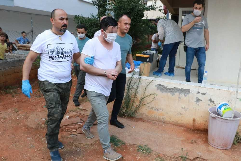 Antalya'da sevgilisini öldüren sanığın müebbet hapsi istendi