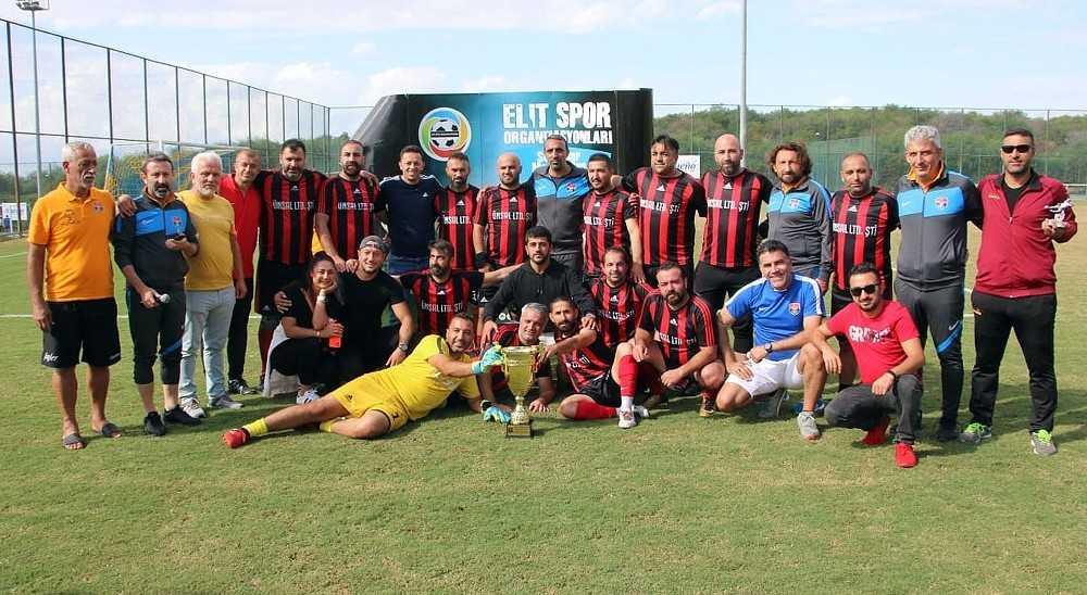 Elit Master Lig Sonbahar Master Cup düzenlendi