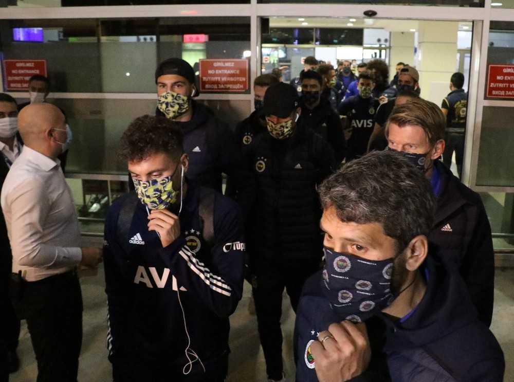 Fenerbahçe Antalya'da