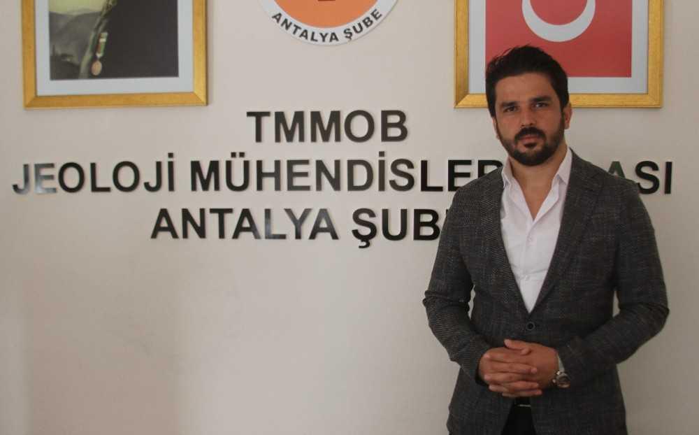Jeoloji Mühendisleri Odası'ndan turizm kenti Antalya için zemin ve denetim uyarısı