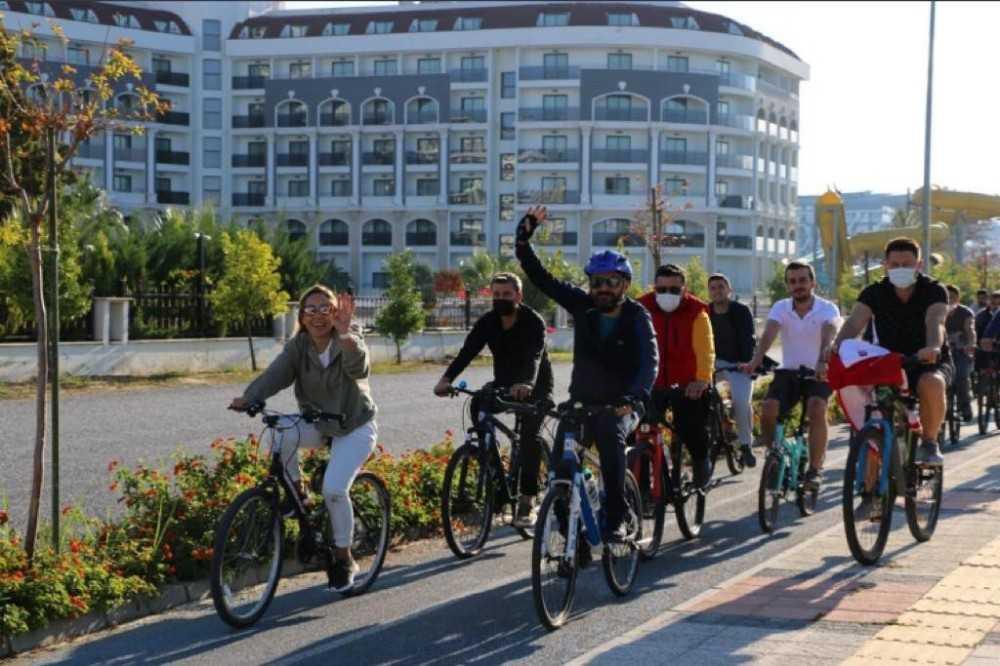 Manavgat'ın ilk 'Genç Ofisi' açılıyor