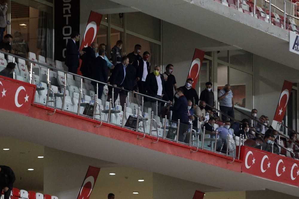 Süper Lig: Antalyaspor: 0 – Fenerbahçe: 0 (Maç devam ediyor)