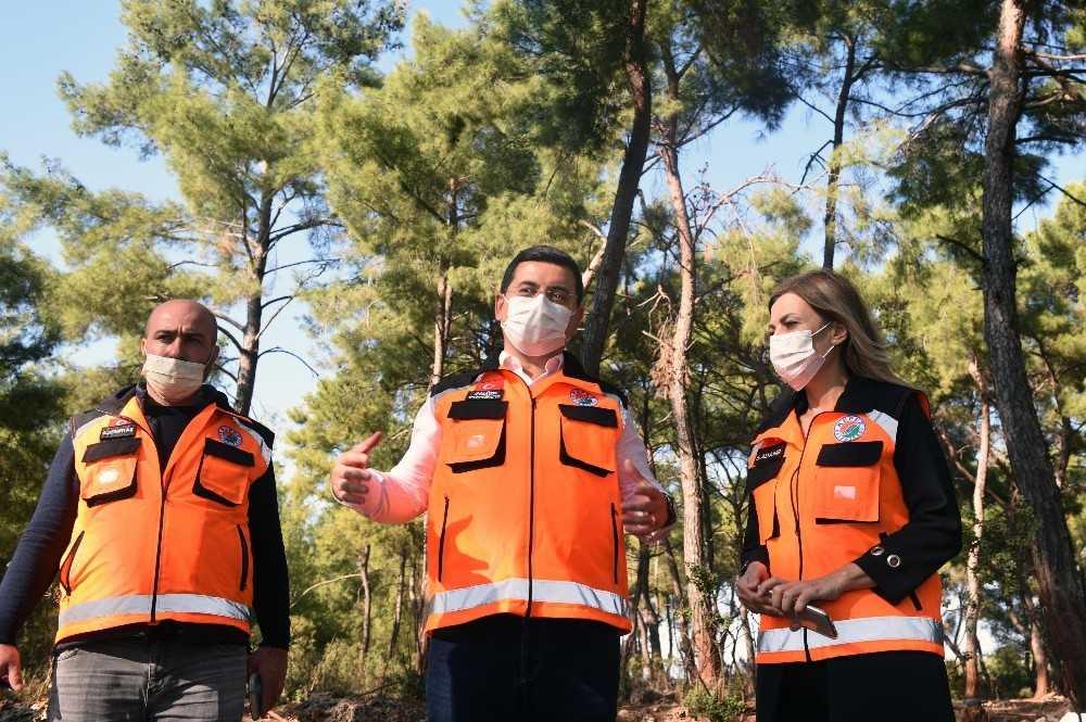 Tütüncü'den gençlere kamp alanı müjdesi