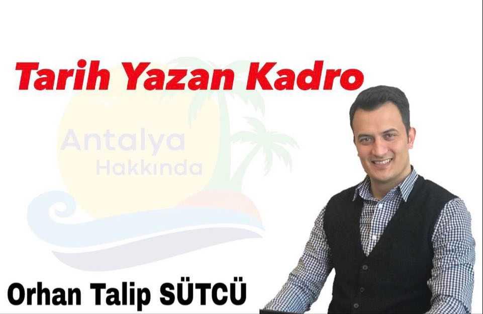 Tarih Yazan Kadro