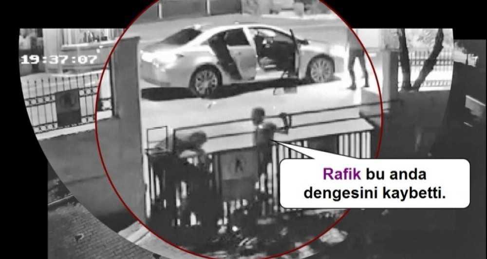 Antalya'da 1 kişinin öldüğü olayda kriminal görüntüler ortaya çıktı, tutuklu genç serbest bırakıldı