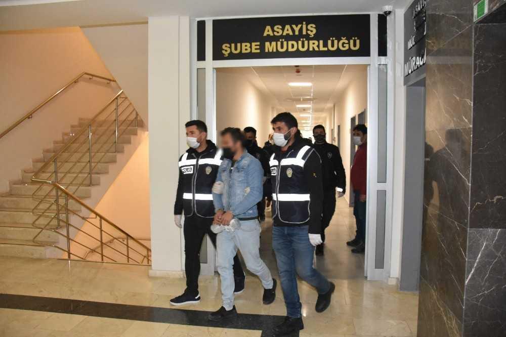 Antalya'da aranan 82 şüpheli son rötuş operasyonuyla yakalandı