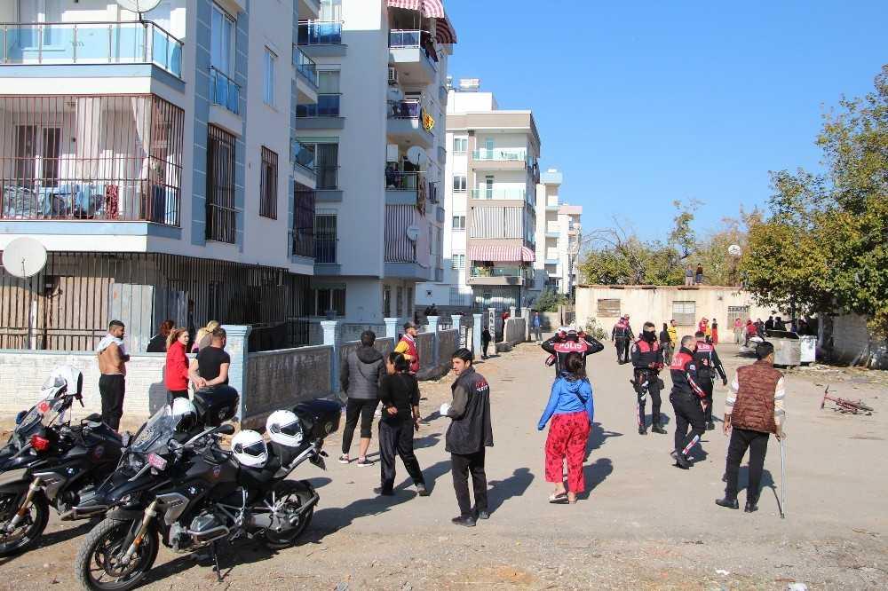Antalya'da iki aile arasında pompalı tüfekli kavga: 3 yaralı, 3 gözaltı
