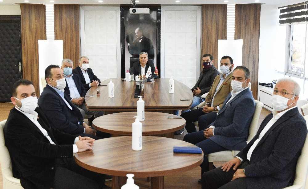 """Başkan Uysal: """"Kırcami'de belirsizlik yok kararlılık var"""""""