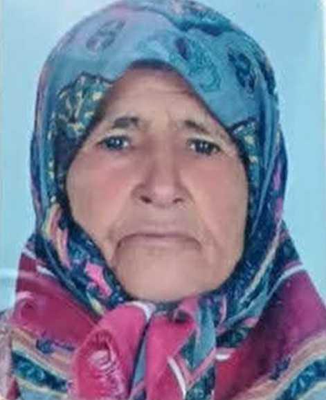 Dengesini kaybedip düşen yaşlı kadın öldü