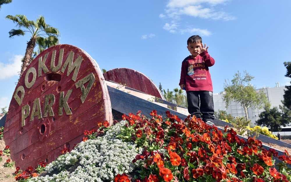 Kepez'de  11 ayda 65 bin 276 adet bitkiyi toprakla buluştu