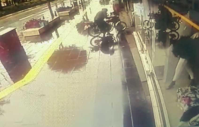 Kısıtlama günü motosiklet hırsızlığı pahalıya patladı
