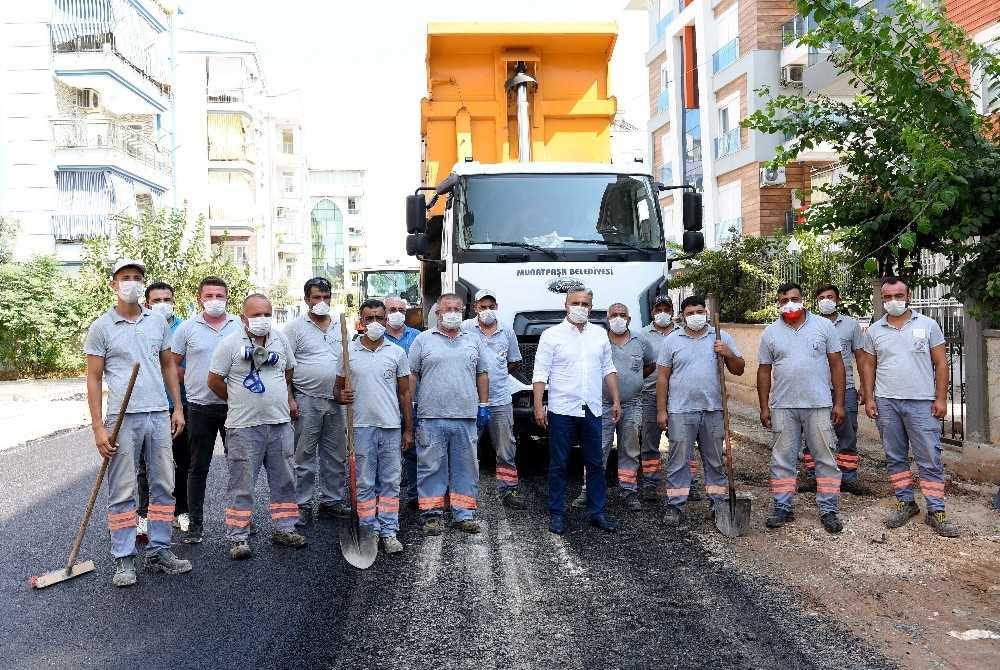 Muratpaşa'da en düşük işçi geliri 3 bin 290 lira oldu