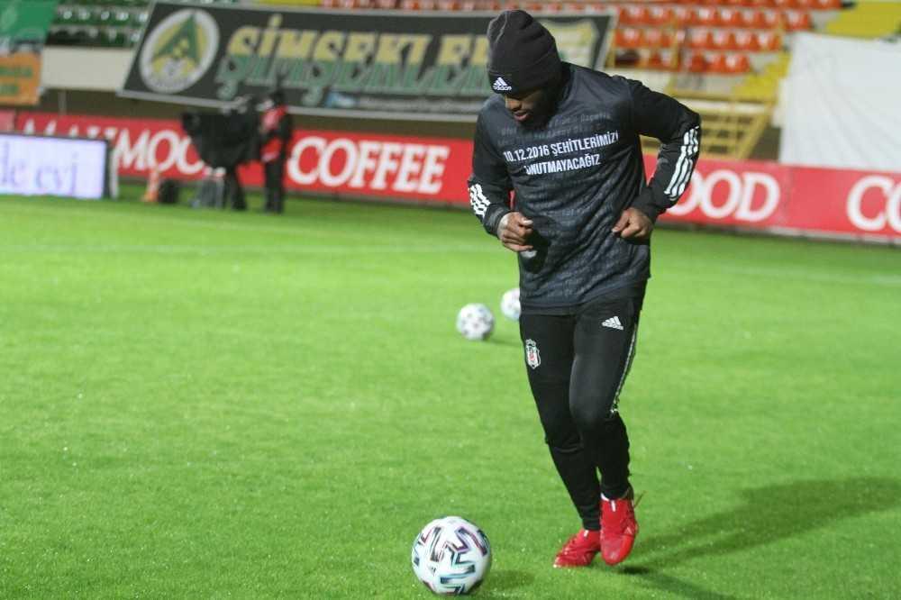 Süper Lig: Alanyaspor: 0 – Beşiktaş: 0 (Maç devam ediyor)