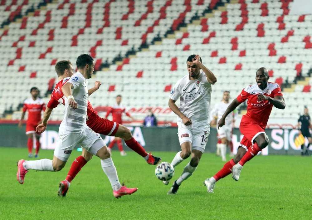 Süper Lig: FT Antalyaspor: 0 – Atakaş Hatayspor: 6 (Maç sonucu)