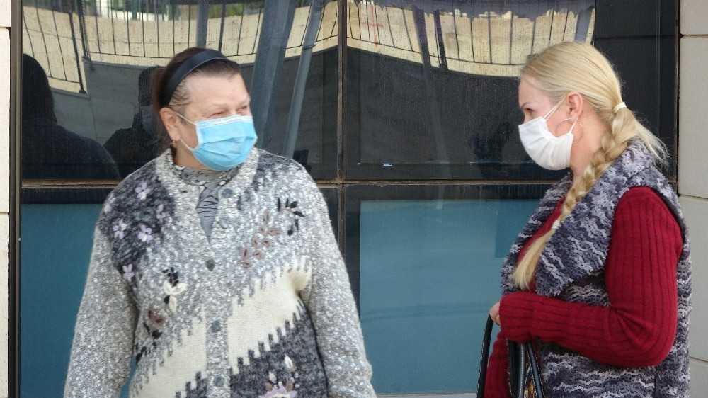 Ukraynalı annenin 3'üncü evlat acısı yürek burktu