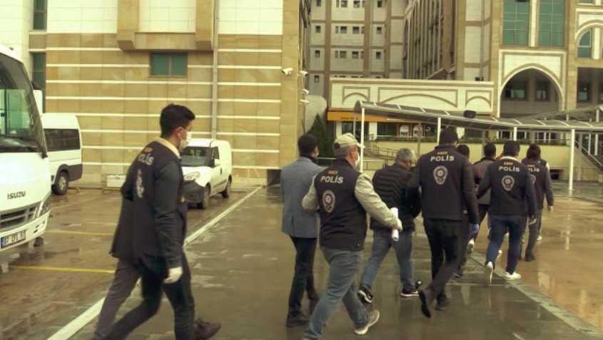 Yasa dışı bahis operasyonunda 15 gözaltı